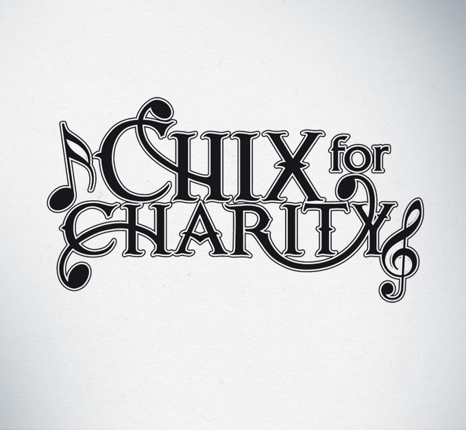 Chix For Charity Logo