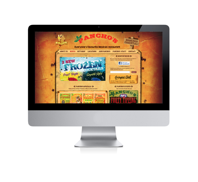 Pancho's Web Design