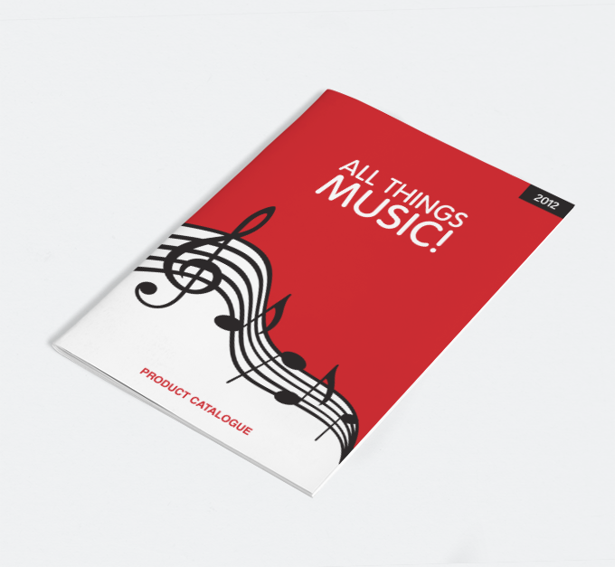All Things Music Catalogue