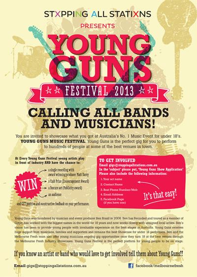 Young Guns Festival