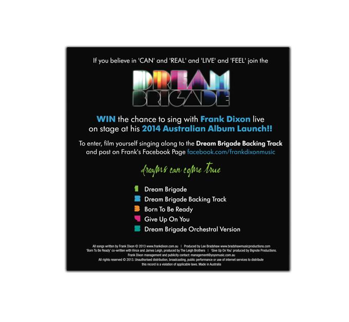 Frank Dixon CD